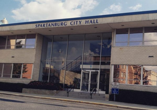 "City of Spartanburg Passes ""Stay at Home"" Ordinance"